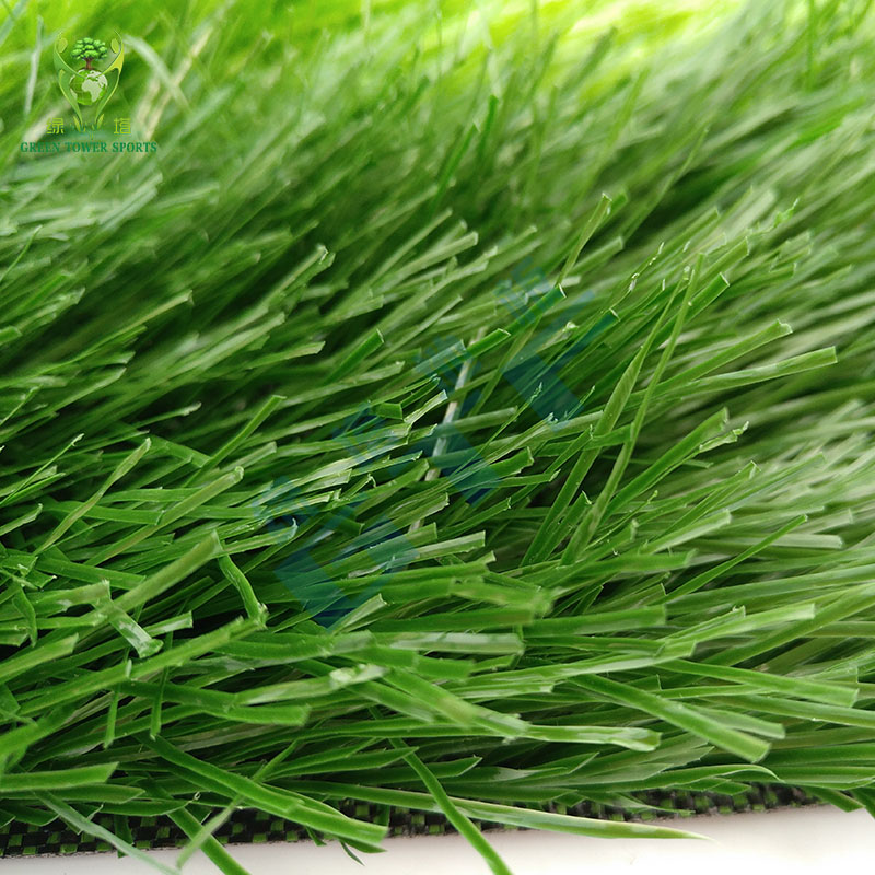 Outdoor football field artificial landscape grass/synthetic fake lawn