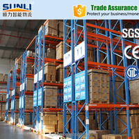 Storage Stacking Shelves Heavy Duty Warehouse