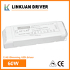 UL Certified 700mA Tunable White dimmable zigbee 38w 70w 45.5W led power supply