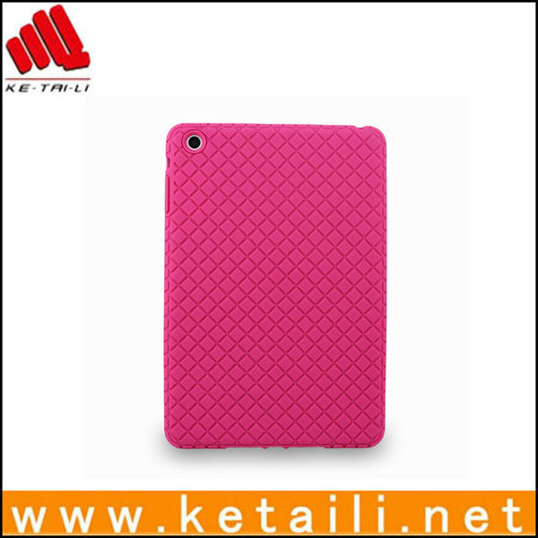 2014 for custom design silicone ipad mini 2 case made in Shenzhen