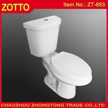Hot sale wc sanitary wares porcelain toilet