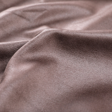 Upholstery 100 Polyester Suede Fabric for Sofa Cover