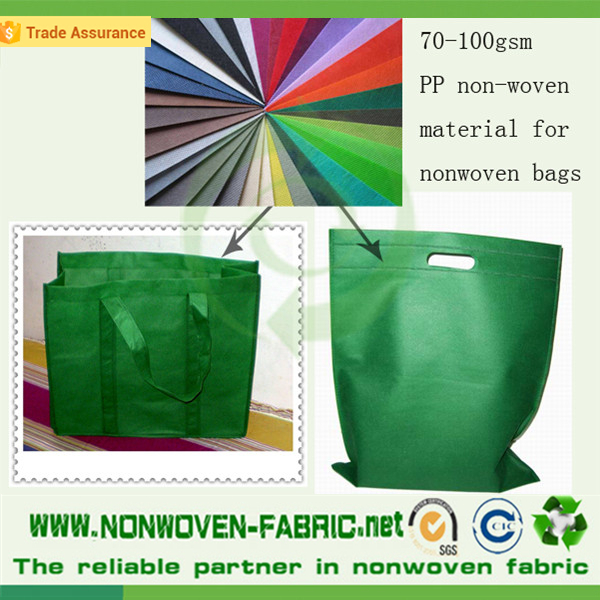 China Wholesale Biodegradable High-Grade Pp Nonwoven for Tote Bags