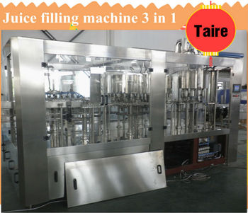 2017 most popular juice filling machine supplier
