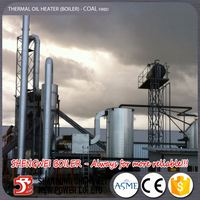 Coal Fired Thermal Oil Stoker Boiler Supplier For Factory