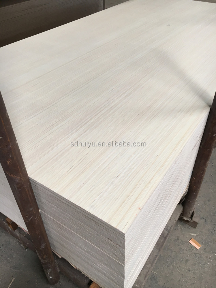high quality 9mm base plywood 9mm basic panel plain poplar plywood for pressing melamine paper