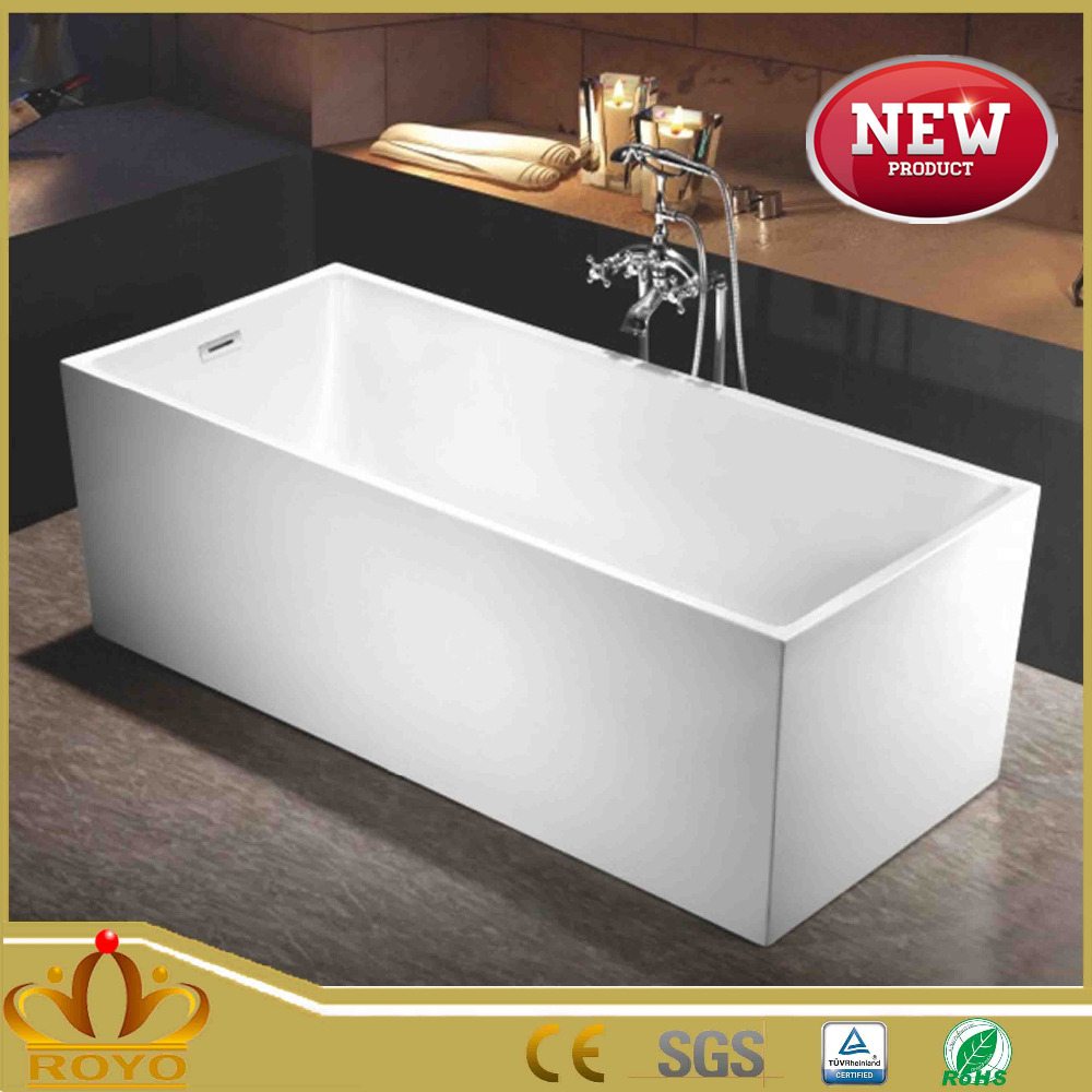 Cheap abs plastic freestanding portable japanese shallow bathtub price for adults