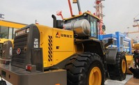 LINGONG SDLG 5ton wheel loader /snow plow for wheel loader