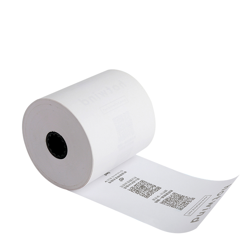 Thermal White Paper <strong>Roll</strong> Cash Register Paper in 80x80 China origin