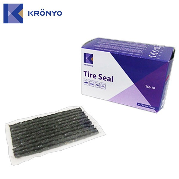 KRONYO used tire equipment tire repair kit car tubeless tyre seal