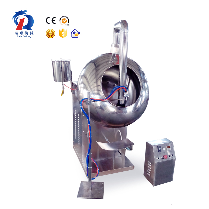 Tablets/pills Liquid film coating machine Film coater