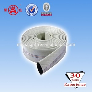 100mm Fire Water Hose with Fire Sprinkler for Firefighter Equipment