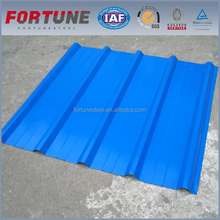 China Factory direct sale PPGI corrugated steel with top quality