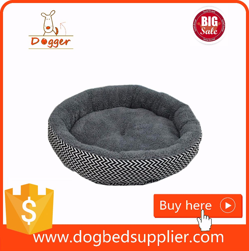 Home furniture luxury dog beds for large dog
