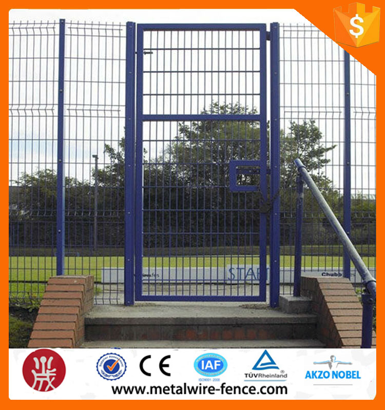 2016 shengxin direct welded garden fencing gate design