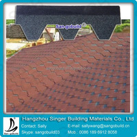 Roofing Shingle Asphalt High Quality