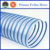 Large diameter ventilation hose /black pvc pipe for ventilating system /pvc pipe vent duct