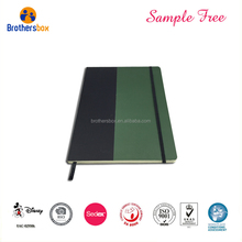 Custom A4 Size Cheap Hardcover Paper Notebook