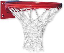 lanxin nice service basketball ring basketball hoop solid spring basketball game system