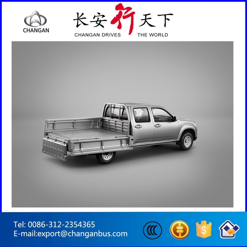 Toyota pickup for Africa market Changan brand