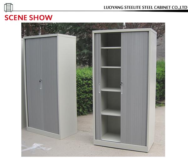 Roller Doors Product : China supplier plastic roller shutter door cabinet