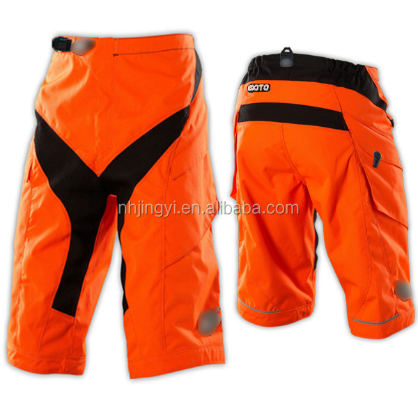 TLD bike bermuda shorts cycling mtb men sport pants