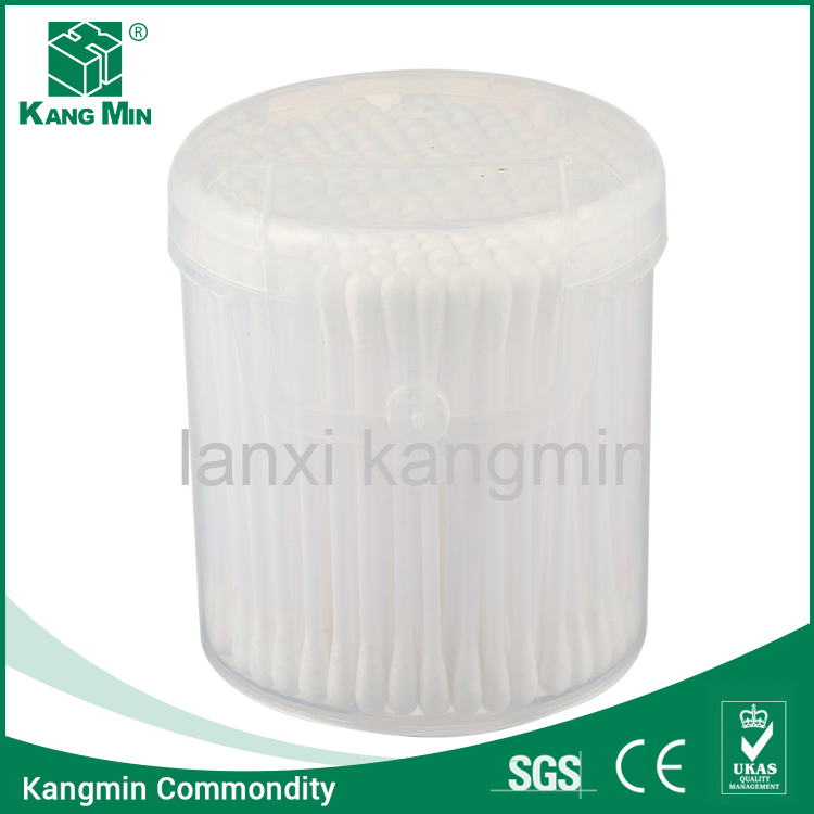 plastic stick cotton buds swabs pure cotton