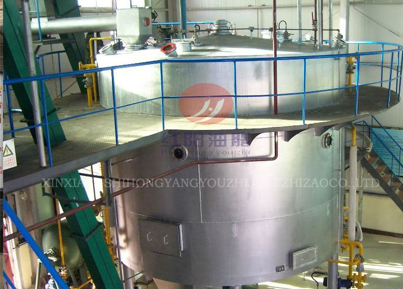 olive/soybean/cotton oil solvent extraction