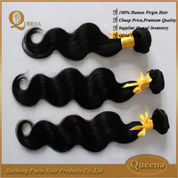 Hot sale standard weight 5A top grade professional malaysian body wave hair