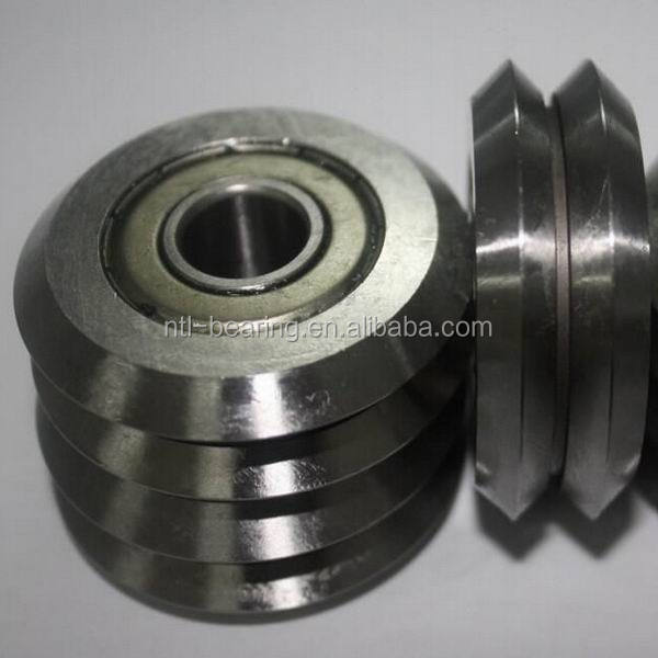 W Wheel Roller Guide Stainless Steel Ball Bearing W3ssx W1ssx W2ssx W4ssx