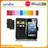 New Wallet Flip PU Leather Phone Cases For Phone Cover For Phone