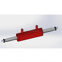 cheap price welded double action hydraulic cylinders