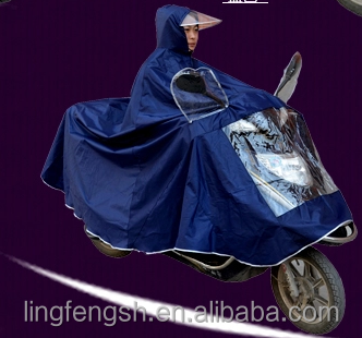 polyester oxford long nylon raincoat poncho military outdoor workplace bicycle motorcycle poncho