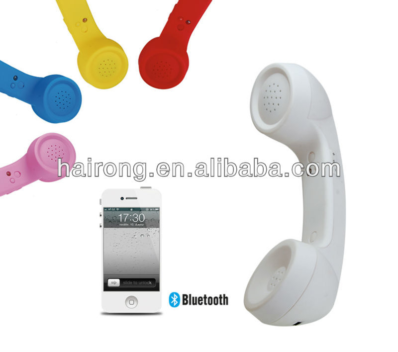 2015 hot sale product mini bluetooth retro phone handset for mobile phone MD-549