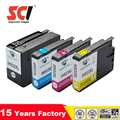 Compatible original ink cartridge for hp 932 933 printer with chip show ink level