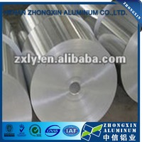 China supplier thick aluminum foil with various dimensions/aluminum foil for transformers
