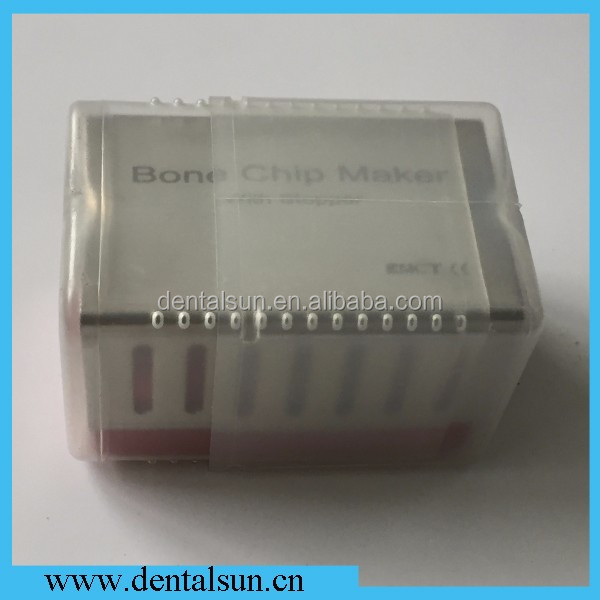 CE Certificate Implant Instrument Bone Clip Maker with Stopper