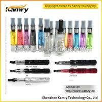 New products for 2013 innovative technology vivi nova 2.5 big capacity X6 health e cigarette