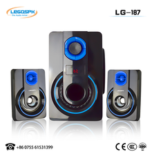 mobile phone portable audio player computer use type 2.1 subwoofer speaker