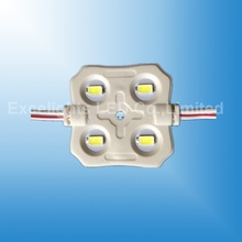 Injection DC12V good price samsung 5630 led module red tupe