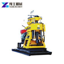 200m Portable Used Borehole Water Well Drilling Rig Machine for Sale