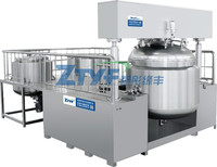 Emulsified Asphalt Vacuum Emulsifying Homogenizer Equipment