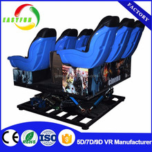 Hottest business plan!truck mobile 5d 7d 9d cinema mini 5d cinema 4d simulation ride