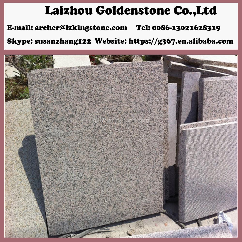 G367 red polished granite tiles wholesale