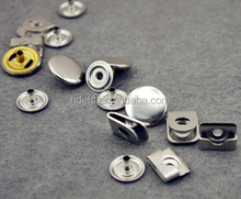 4 parts buttons snap trousers hooks and eye