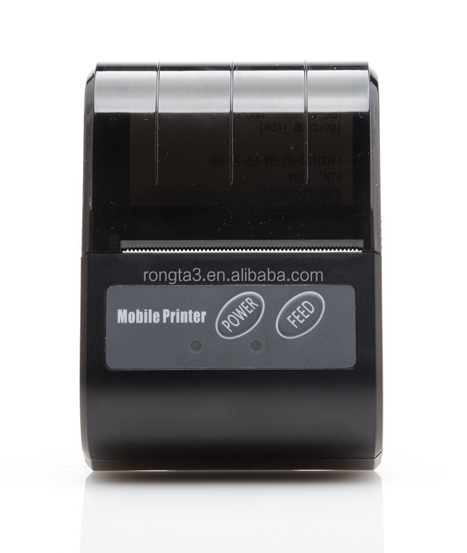 58mm portable ticket printer with USB+Bluetooth for Android