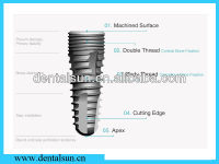 DIO Dental Implants/Korea Orthopedics trauma implant/Dental Implants China