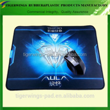 Super professional speed and control rubber gaming mouse pad