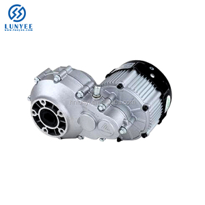 48v 1200w DC Brushless Motor for Rear Axle Drives Electric bicycle