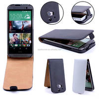 Leather mobile phone Case for HTC M8,for HTC M8 phone cover case